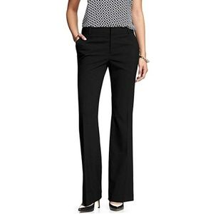Gently used Banana Republic black Martin fit pants